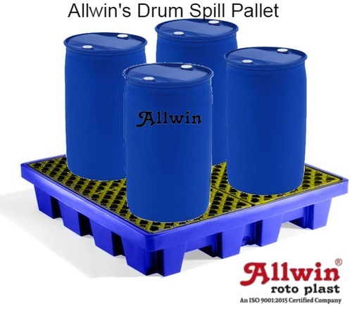 Drum Spill Containment Pallet