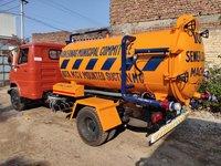 Truck Mounted Suction Machine