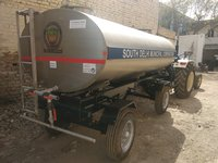 Stainless Steel Water Tanker