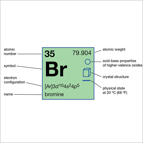 Bromine Sanitation Chemicals For Cleaning