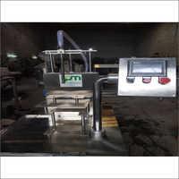 Semi Automatic Pesticides Liquid Filling Machine
