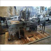 Automatic Liquid Dish Wash Filling Machine
