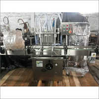 Automatic Syrup Filling Machine