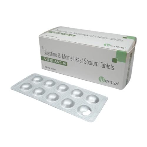Bilastine & Montelukast Sodium Tablets