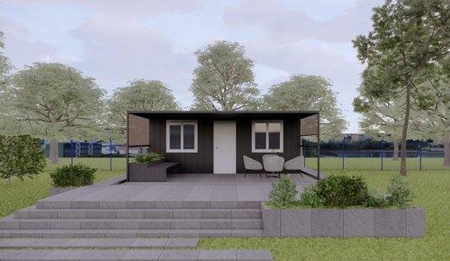 Modular Farmhouse