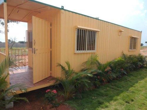 1 BHK Prefabricated Farmhouse