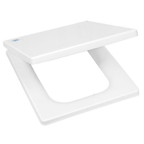 Full Square SoftCloseToilet Seat Cover