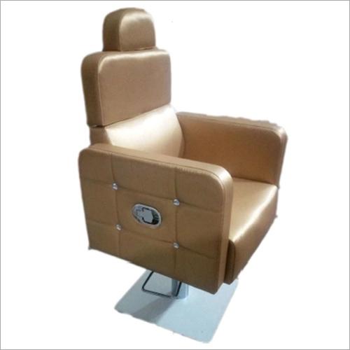 Soft Rexin Parlour Chair