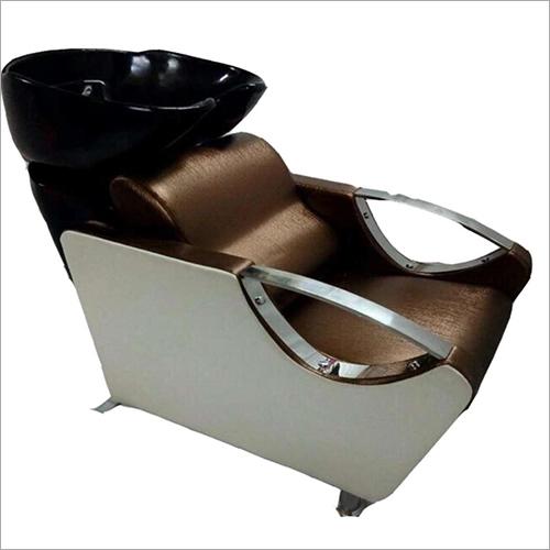 D Handle Shampoo Station Chair