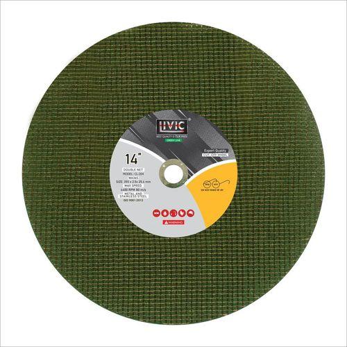 14 inch Cutting Wheel Green Line