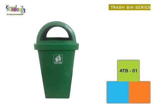 Fibre dustbin