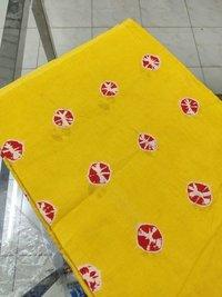 Shibori Tie Dye Printed Fabric