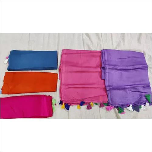 Plain Dye Dupatta