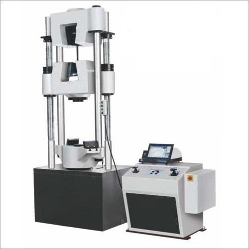 Hydraulic Grip Front Loading Universal Testing Machine