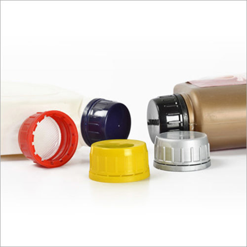 38 MM P.P Lubicant Cap With Bottle