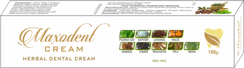 Herbal Dental Cream
