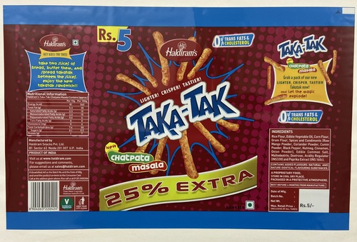 Haldirams - Tata Tak Pouches