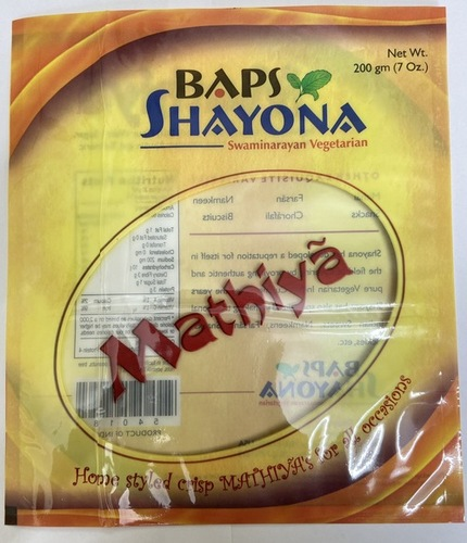 BAPS SHAYONA - MATHIYA Pouches