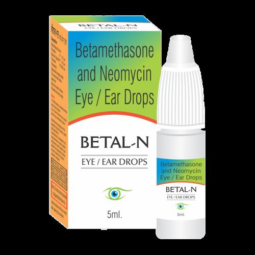 BETAL N EYE/EAR DROP (BETAMETHASONE 0.1% & NEOMYCIN 0.5%)