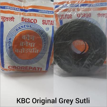 KBC Original Grey Sutli