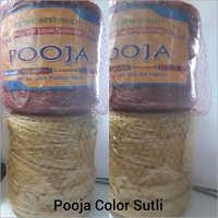 Pooja Color Sutli