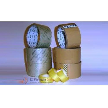 Bopp Brown Tapes, Thickness 40 Micron, For Packaging Boxes