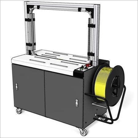 China PR0860AC Fully Automatic Strapping Machine