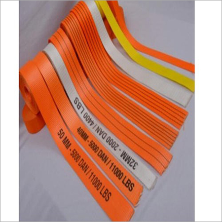 40 Mm Polyester Woven Lashing 3 Ton