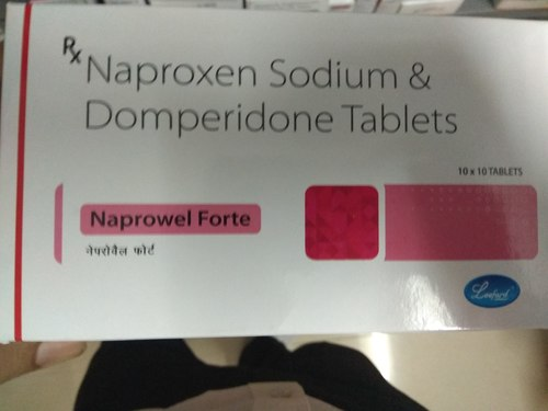 NAPROWEL FORTE TABLET (NAPROXEN 250MG & DOMPERIDONE 10MG)