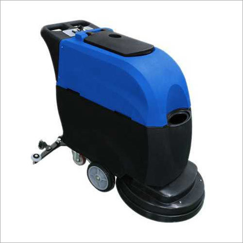 Battery Operated Scrubber Dryers