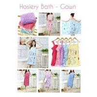 *Hosiery Bath gown*