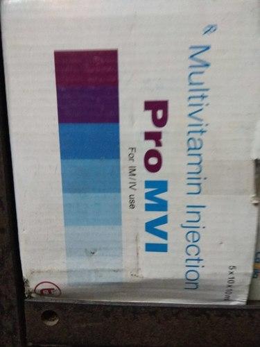 MULTIVITAMIN INJECTION (PRO MVI)