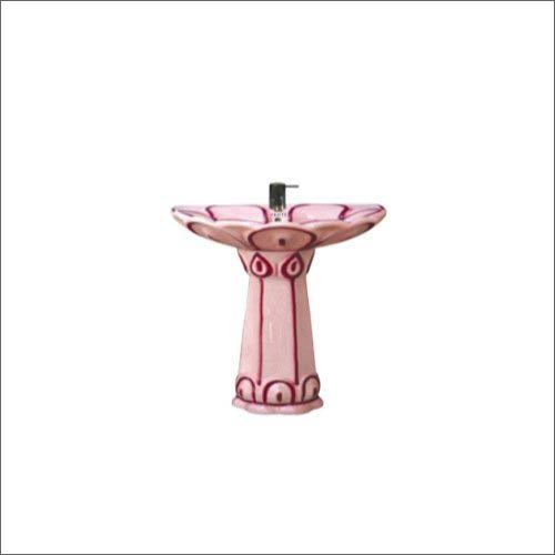 Supreme Rustic Pedestal Wash Basin