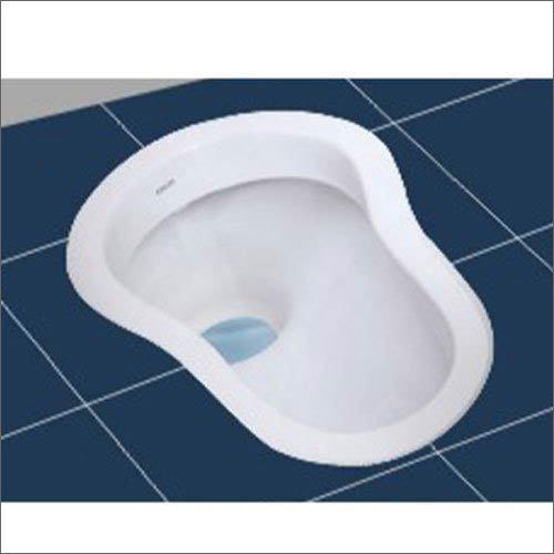 White Rural Pan Toilet Seat