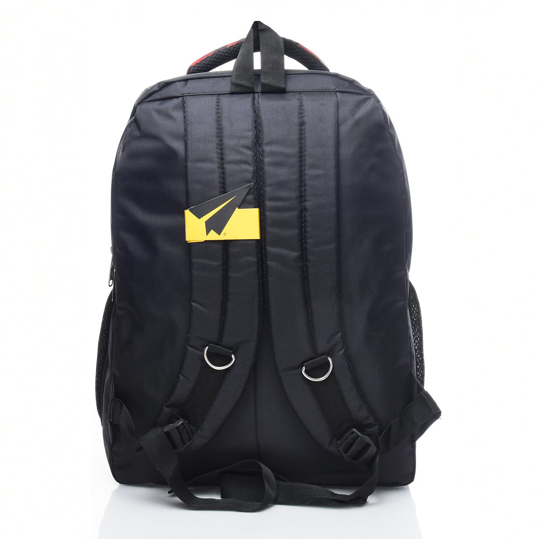 Flyit Black Laptop Backpack