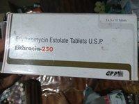 ERYTHROMYCIN TABLET USP (250MG & 500MG)