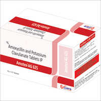 Amotex-AG -625 Tablets