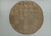 Hand Woven Jute Braided Round Carpet