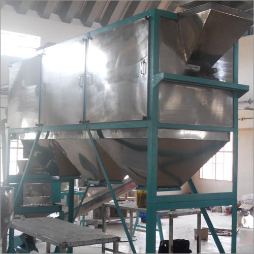 Turmeric Drum Cleaner Machine