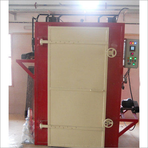 Batch Type Tray Dryer