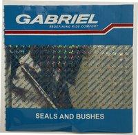 Gabriel Seals And Bushes Pouches