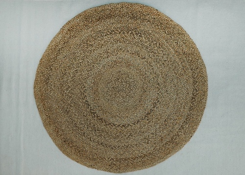 Hand Woven Jute Braided Carpet