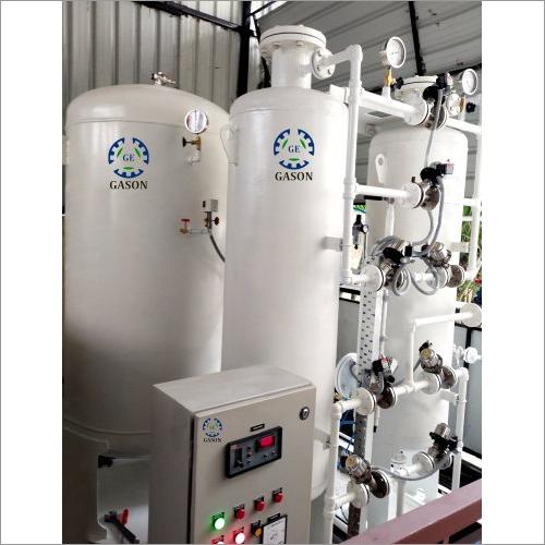 Medical PSA Oxygen Gas Plant