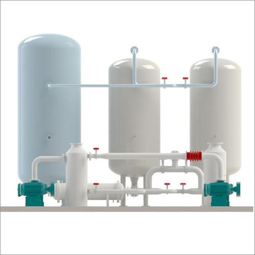 Automatic PSA Nitrogen Gas Plant