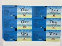 Oliva Sunscreen Cream Pouches