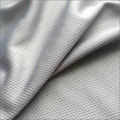 Plain Polyester Knitted Fabric