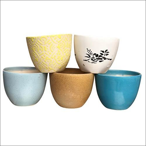 Indoor Flower Ceramic Planter