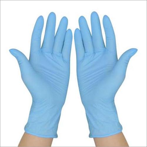 Non Sterile - Nitrile Examination Gloves