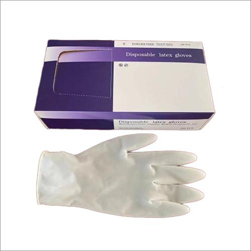 Powder Free Disposable Latex Gloves