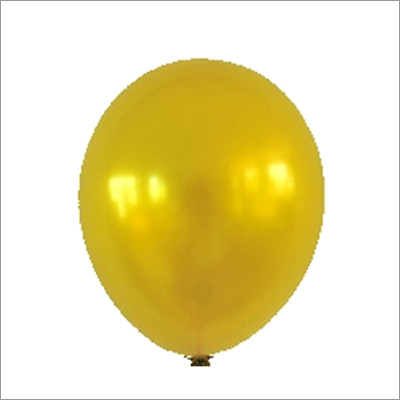 10 Inch Metallic and Pearl Balloon